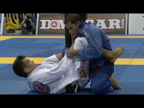 "Rubens ""Cobrinha"" Charles VS Augusto ""Tanquinho"" Mendes / Pan Championship 2013"