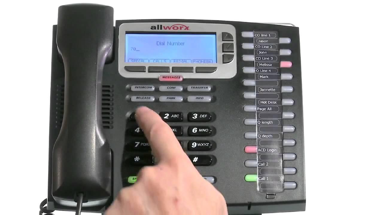 allworx phone system
