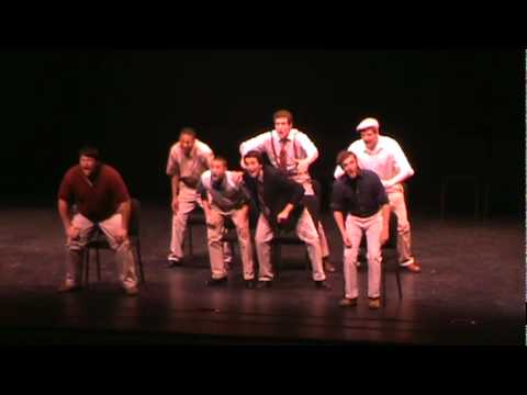 """""""What A Game"""" 2010 Best Small Group Musical at the..."""