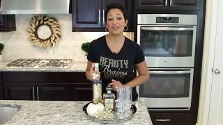 Bruno Mars Rum-Selvarey Cacao Cocktail