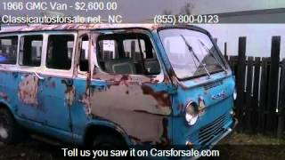 1966 GMC Van  for sale in Nationwide, NC 27603 at Classicaut #VNclassics