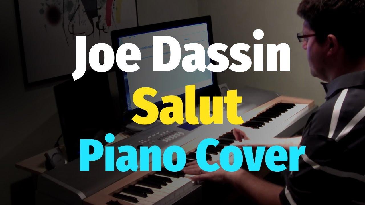Joe Dassin Salut Piano Cover Chords Chordify