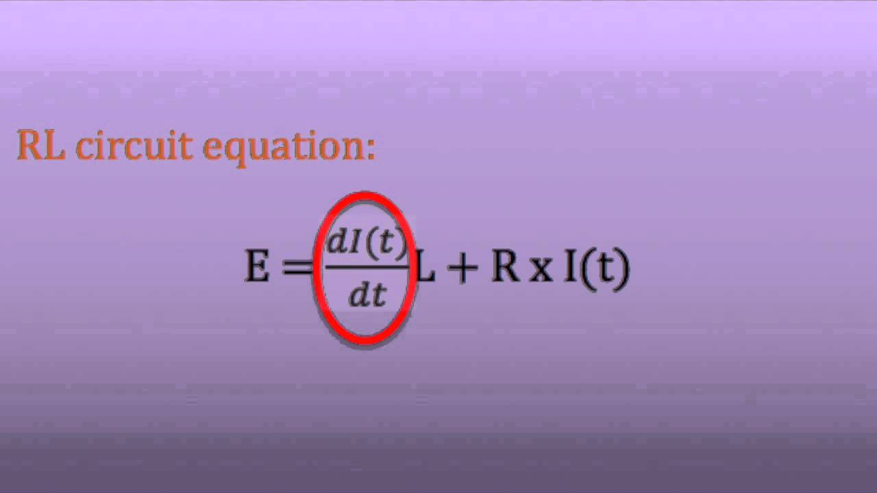 Differential Equations in Electrical Engineering