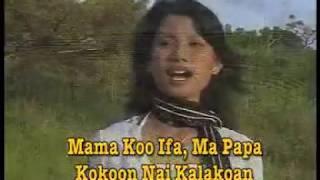 Lagu Daerah Rote Ndao Fali Nusa Lote By Ike Pandie Cipt Nn