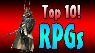 Top 10 melhores RPGs