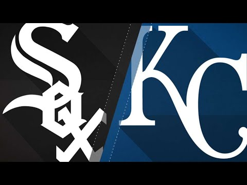 Three-run 8th rallies White Sox past Royals: 3/31/18