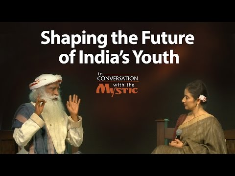 Shaping the Future of India's Youth - Manisha Koirala in Conversation with Sadhguru