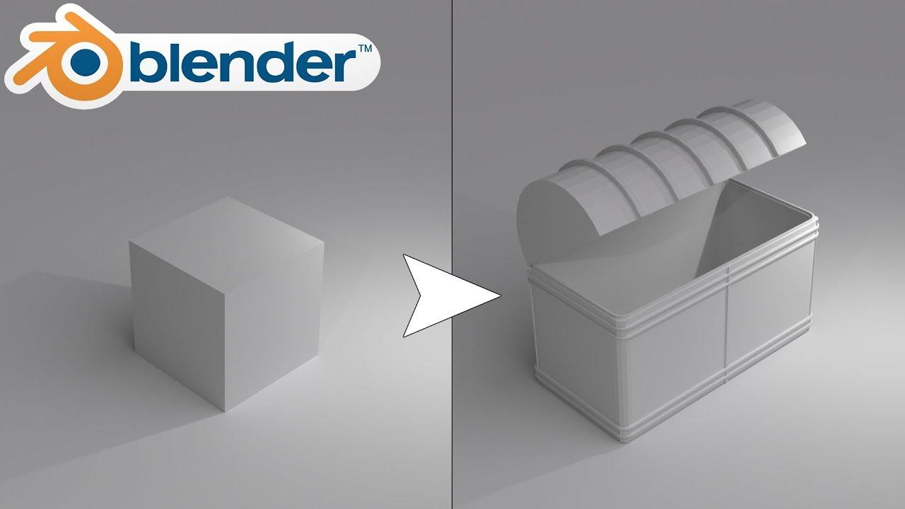 Modelling For Absolute Beginners Blender Tutorial Youtube