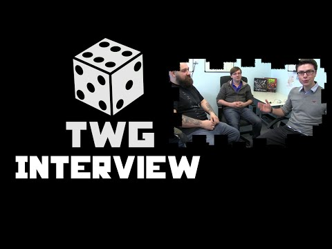 Mantic Open Day Interview - Chris Palmer and Luke Watson