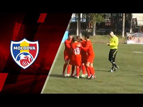 Moldova U-17 - Real Succes 2-2