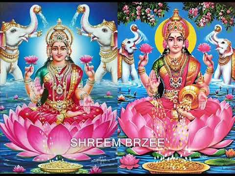 108 Times – SHREEM BRZEE (Lakshmi Devi Mantra)