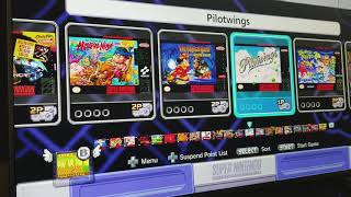 "SNES Classic hacked. 21 more games ""B-sides"""
