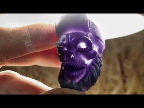 Casting A Skull Ring Like You've Never Seen