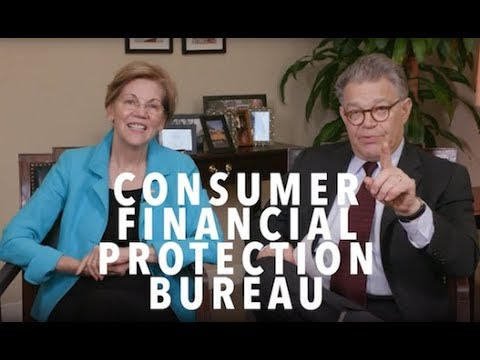 Senators Elizabeth Warren and Al Franken Discuss the CFPB Arbitration Rule