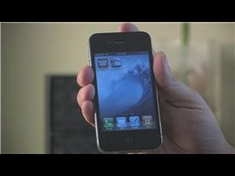 IPhone 4 : How to Use Folders for iPhone 4