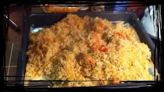 Recipe Of Saudi Kabsa By Tarq وصفة الكبسة السعودية