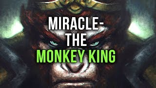 Miracle- The Monkey King - New Hero To Spam in 7.21 Patch - Best Gameplay Compilation - Dota 2