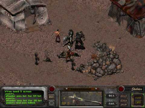 Fallout 2 Weapons: The Pulse Rifle