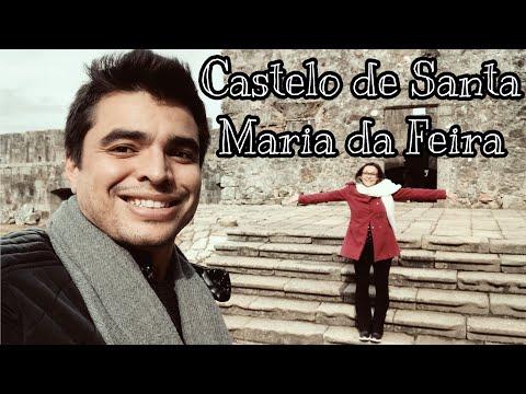 Santa Maria da Feira | Aveiro | Castelos de Portugal