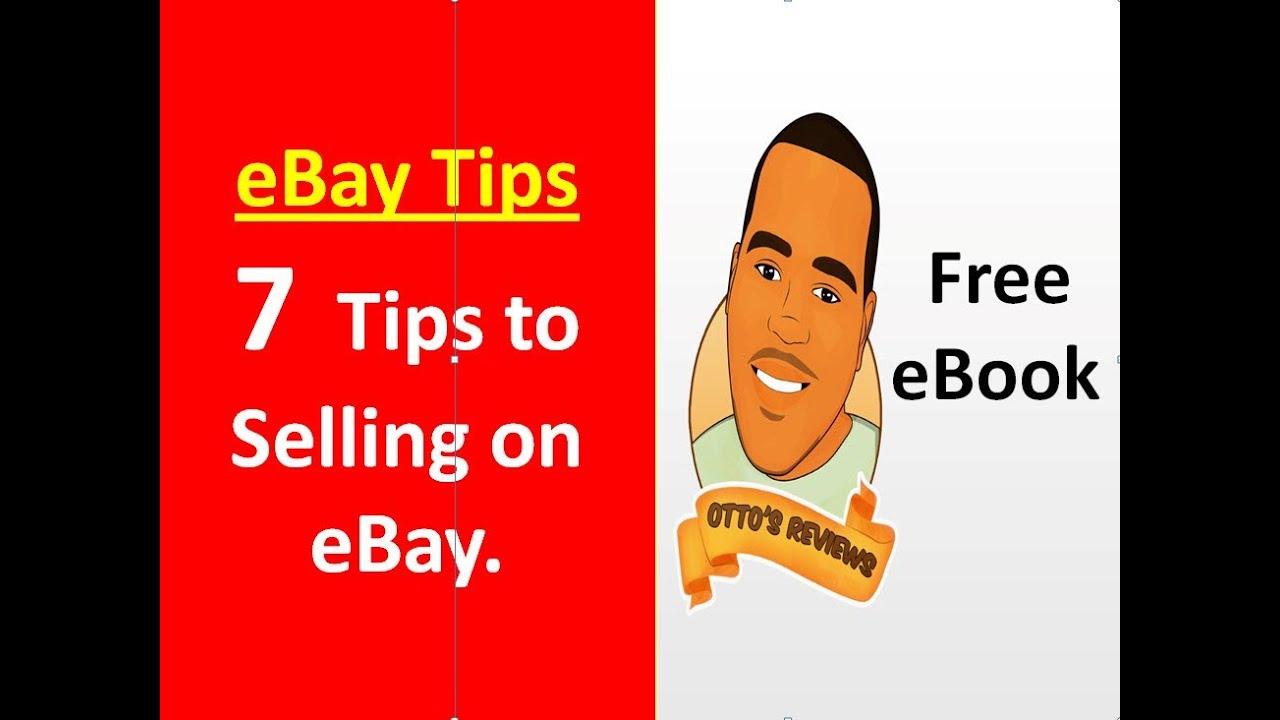 Ebay Tips How To Sell On Ebay Youtube