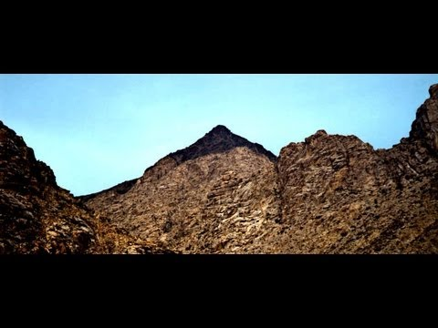 The Real Mount Sinai Found in Saudi Arabia (ReUpload)