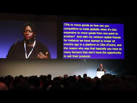 AfricaNewsAnalysis reporting from the IGF 2019 in Berlin, Germany.