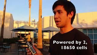 Eleaf Invoke 220W TC Kit with Ello T Tank Video