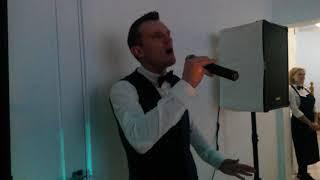 1-й танец молодых на свадьбе! Живой вокал!