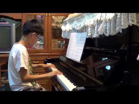 เพลงพระราชนิพนธ์ ใกล้รุ่ง เปียโน