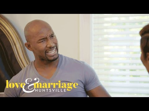 Martell and Melodys Argument Reopens Old Wounds | Love and Marriage: Huntsville | OWN