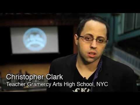 Christopher Clark Teacher at Gramercy Arts High School in NYC