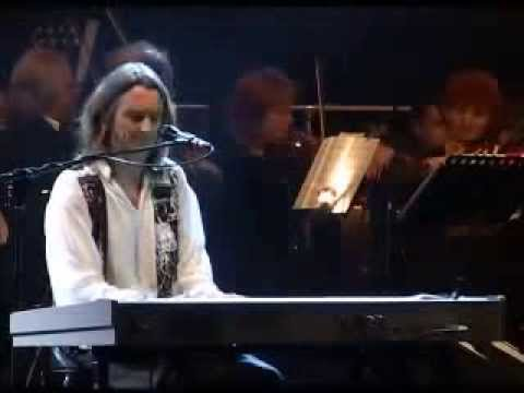 Only Because of You - Roger Hodgson, formerly of Supertramp - with Orchestra