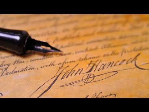 John Hancock | Who's Who in the American Revolution | Genealogy Gold Podcast