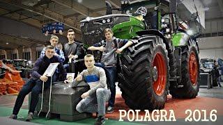 Targi Rolnicze PolAgra 2016 z najlepszą ekipą!