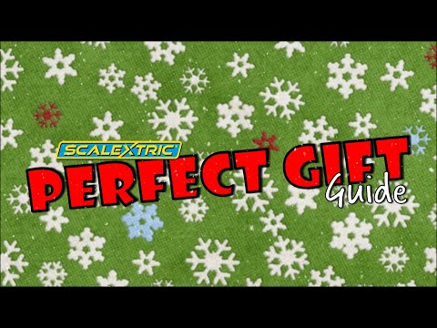 Scalextric | Perfect Gift Guide
