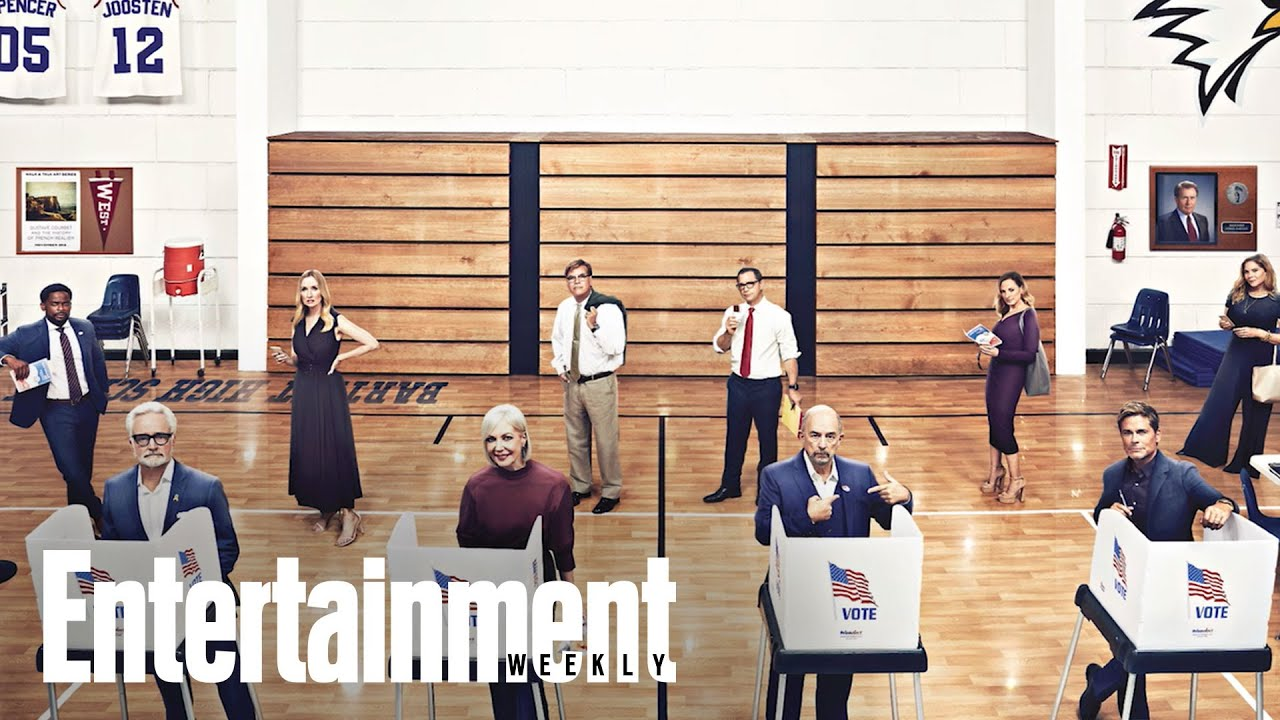 'The West Wing' Wants You To Vote | Entertainment Weekly
