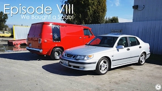 We Bought A Saab! | Episode VIII - GTS13