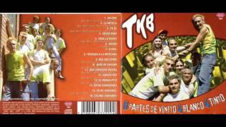 TKB Enganchado febrero 2015 Cumbia villera CD Entero Completo