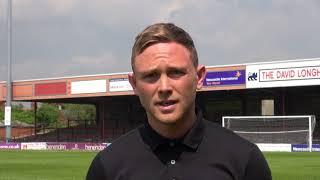 Kallum Griffiths joins York City