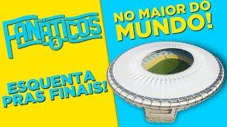 BATENDO BOLA NO MARACA! #FanáticosMengão e #FanáticosParaná