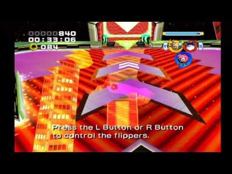 Sonic Heroes: Casino Park (Team Rose)