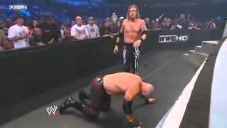 Edge vs. Kane - Winner decides Stipulation for TLC 2010