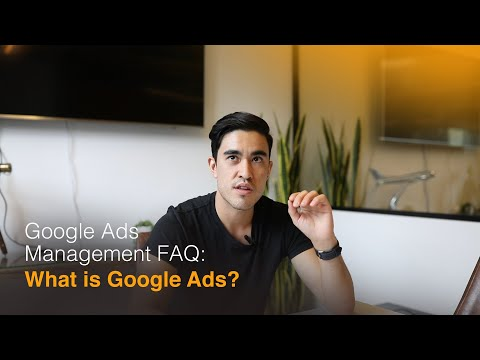 Google Ads FAQ: What is Google AdWords