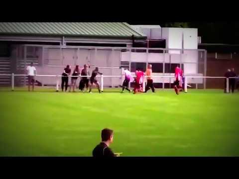 Вратарь забил гол на последней минуте и спас команду от поражения!