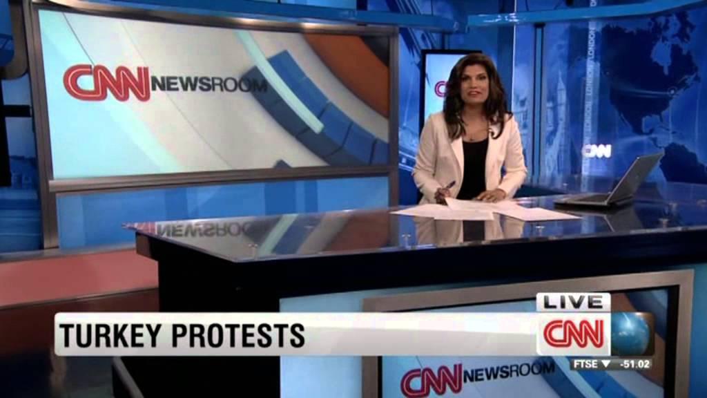 cnn newsroom youtube