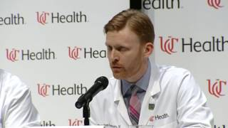 FULL PRESS CONFERENCE: Doctors discuss Otto Warmbier's medical condition