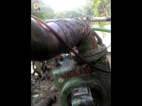 Pompa air jadul - YouTube