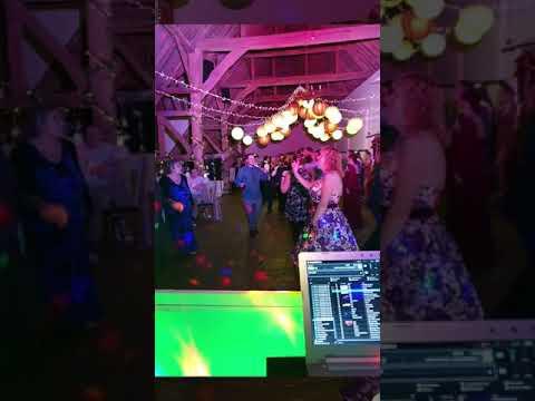 Ufton Court wedding disco