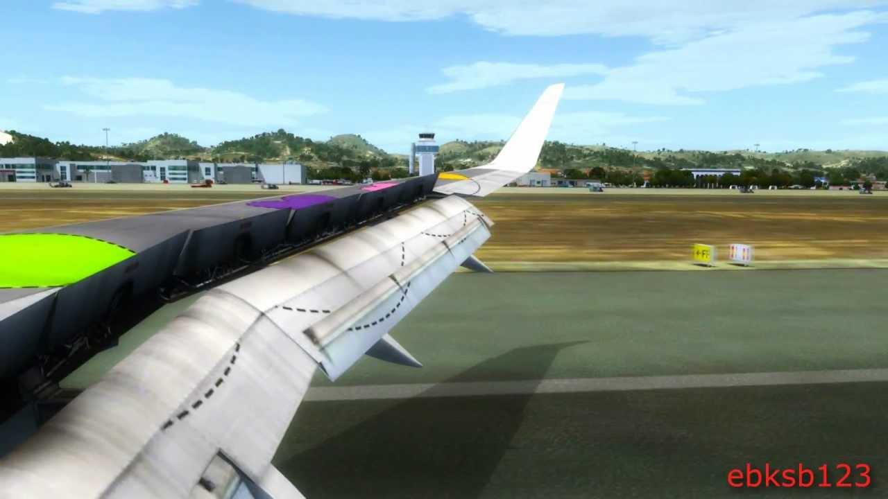 fsx 757 condor