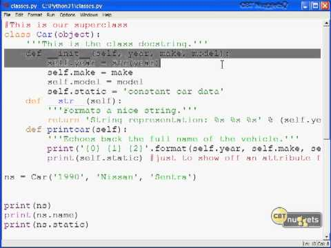 15  Object-Oriented Programming